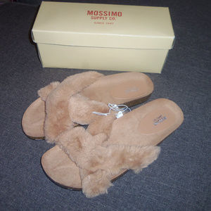 d407d18a191fa9 Women s Mossimo Footbed Sandals on Poshmark